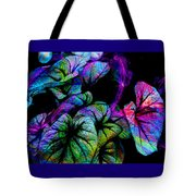 Crazy Elephant Ears Tote Bag