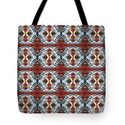 Crazy Fingers Piano Repeat Tote Bag