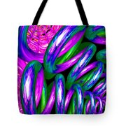 Crazy Helter Skelter Tote Bag