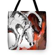 Crazy Horse 7 Tote Bag