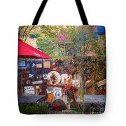 Crazy Madrid Tote Bag