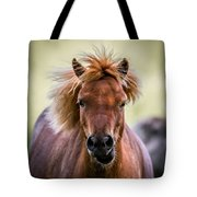 Crazy Mane Tote Bag