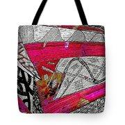 Crazyconered Tote Bag