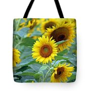 Cream Of The Crop Tote Bag