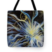 Creation First Day Light Tote Bag