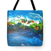 Creation II Tote Bag