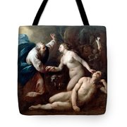 Creation Of Eve Tote Bag