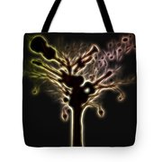 Creation Of Music Tote Bag