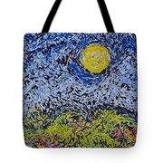 Creation Rejoices Tote Bag