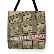 Creative Arts Studio Tote Bag