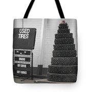 Creative Christmas Tree Tote Bag