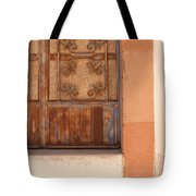 Creatively Covering Tote Bag
