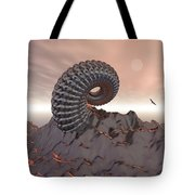 Creature Of The Mountain Tote Bag