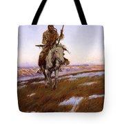 Cree Indian Tote Bag