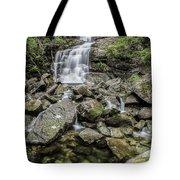 Creek Falls Tote Bag