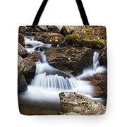 Creek In Maine Img 6377 Tote Bag