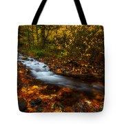 Creekside Colors Tote Bag