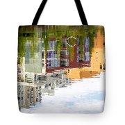 Creekside Reflections Tote Bag