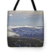Creeping Fog Tote Bag