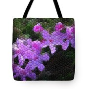 Creeping Phlox Tote Bag