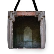Creepy Crypt Tote Bag