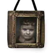 Creepy Relative Tote Bag by Edward Fielding