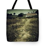 Creepy Trail Tote Bag