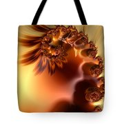 Creme Brulee  Tote Bag by Heidi Smith
