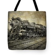 Crescent Limited Locomotive Of 1927 Tote Bag