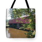 Cresson Bridge Tote Bag