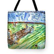 Cricket-day Tote Bag