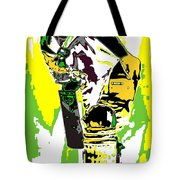 Cricketer Tote Bag