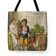 Cries Of London The Garden Pot Seller Tote Bag