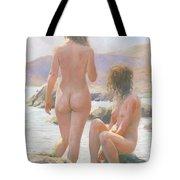 Crimean Heat Tote Bag