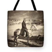 Crimean War Postmaster Tote Bag