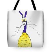 Crinoline Lady Tote Bag