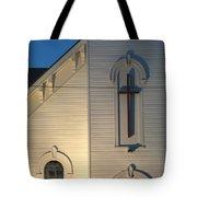 Cris-cross Tote Bag