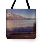 Crisp And Clear Tote Bag