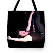 Criss Angel Breaks Free Tote Bag