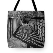 Crisscross Tote Bag
