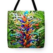 Cristal Garden Tote Bag