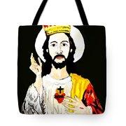 Cristo Rei Tote Bag