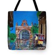 Capilla De Cristo - Old San Juan Tote Bag