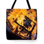 Critique Tote Bag by Aaron Aldrich