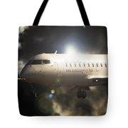 Crj Landing Tote Bag