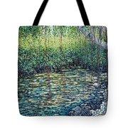 Crocodile Creek Tote Bag
