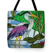 Crooked Creek Tote Bag