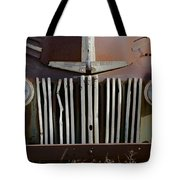 Crooked Grill Tote Bag