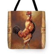 Crooner The Rooster Tote Bag