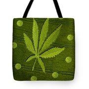Crop Circles Tote Bag